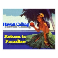Logo of radio station Hawaii Calling Radio