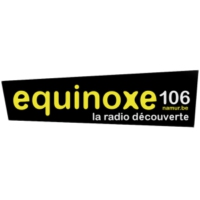 Logo of radio station Equinoxe 106 Namur