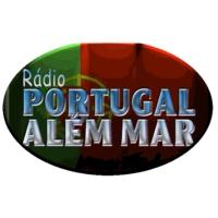 Logo of radio station Radio Portugal Alem Mar