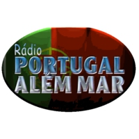 Logo of radio station Radio Portugal Alem Mar