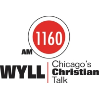 Logo of radio station WYLL 1160