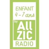 Logo de la radio Allzic Radio ENFANTS 4/7 ANS