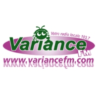 Logo of radio station Variance FM