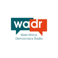 Logo de la radio West Africa Democracy Radio
