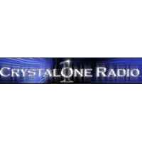 Logo of radio station CrystalOne Radio