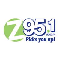 Logo of radio station WQMZ 95.1