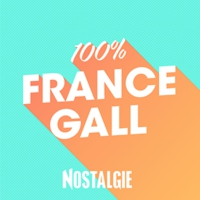 Logo of radio station Nostalgie France Gall