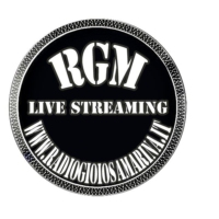 Logo of radio station RGM