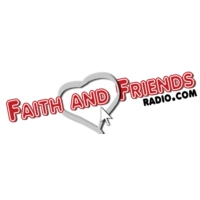 Logo of radio station Faith and Friends Radio