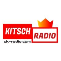 Logo de la radio KITSCH RADIO - Vinyle Web Radio by CK