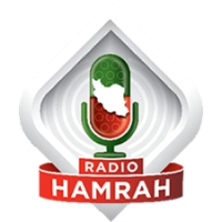Logo of radio station Radio Hamrah