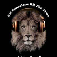 Logo of radio station Righteous Lion Radio
