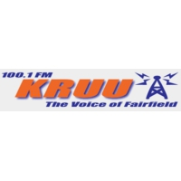 Logo of radio station KRUU