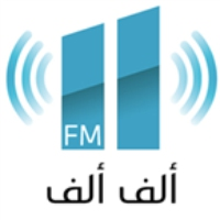 Logo of radio station Alif Alif