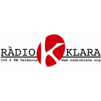 Logo of radio station Radio Klara