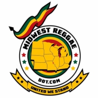 Logo de la radio Midwest Reggae Radio