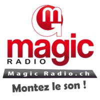 Logo of radio station Magic Radio