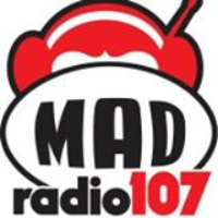 Logo of radio station Mad Radio