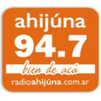 Logo of radio station Argentina Ahijuna