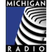 Logo of radio station WVGR Michigan Radio