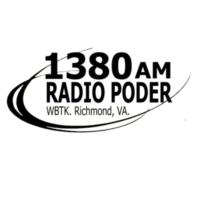 Logo of radio station WBTK Radio Poder 1380