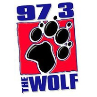Logo of radio station WYGY The Wolf
