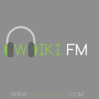 Logo of radio station Wiki FM