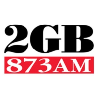 Logo of radio station 2GB 873 AM