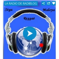 Logo of radio station Radiblog radio
