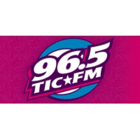 Logo of radio station WTIC TIC 96.5