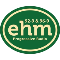 Logo of radio station WEHM