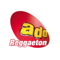 Logo of radio station Ado Reggaeton
