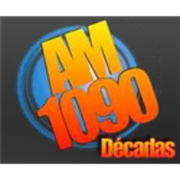 Logo de la radio Decadas