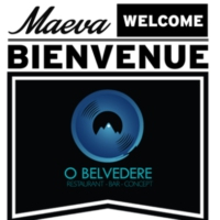 Logo of radio station O  Belvédère Radio