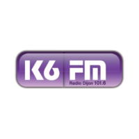 Logo of radio station K6 FM