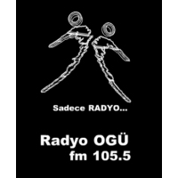 Logo of radio station Radyo OGU