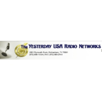 Logo de la radio Yesterday USA