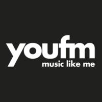 Logo of radio station YOU FM Just Music
