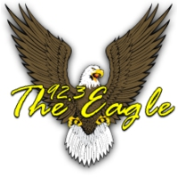 Logo of radio station KETX The Eagle 92.3 FM
