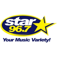 Logo of radio station WSSR Star 96.7