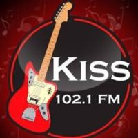 Logo de la radio Rádio Kiss FM - 102.1