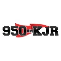 Logo of radio station KJR-HD2 Sports Radio KJR 950 AM