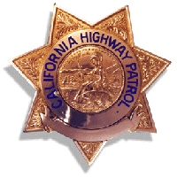 Logo of radio station California Highway Patrol