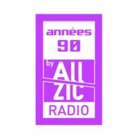 Logo de la radio Allzic Années 90