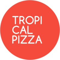 Logo de la radio DEEJAY Tropical Pizza