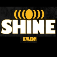 Logo of radio station Shine 87.9