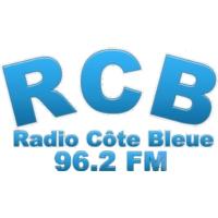 Logo of radio station RCB 96.2 FM