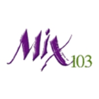 Logo de la radio WMXS Mix 103