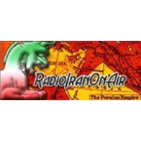 Logo of radio station Iran on air