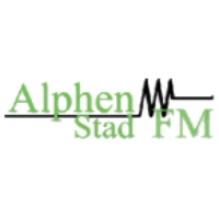 Logo of radio station Alphen Stad FM